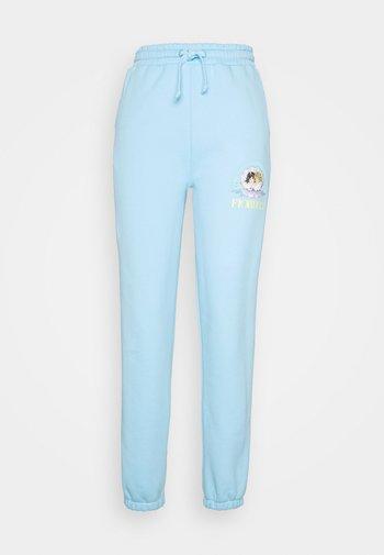 VENUS ANGELS - Teplákové kalhoty - pale blue