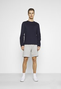 Tommy Hilfiger - ESSENTIAL - Shorts - medium grey heather - 1