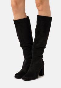 Vero Moda - VMRAGNA BOOT - Boots - black - 0