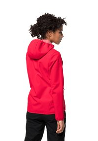 Jack Wolfskin - Soft shell jacket - clear red - 1