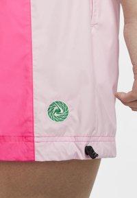 Nike Sportswear - Áčková sukně - hyper pink/pink foam - 2