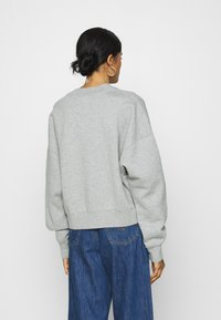 Jordan - FLIGHT CREW - Sweatshirt - grey heather - 2