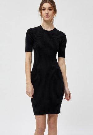EDEL - Shift dress - black