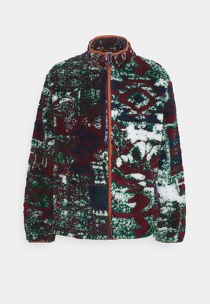 PATCHWORK NAVAJO BORG JACKET - Summer jacket - multi