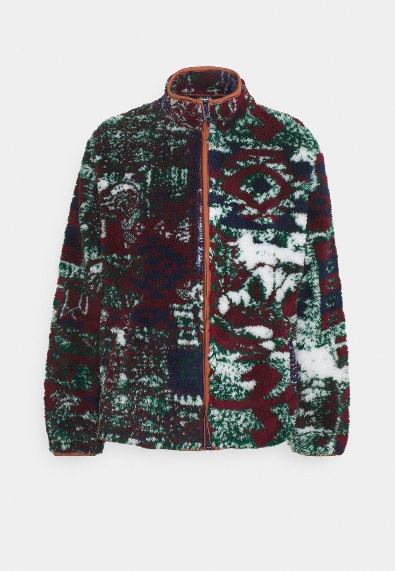 Jaded London - PATCHWORK NAVAJO BORG JACKET - Summer jacket - multi