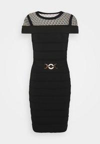 Morgan - RMOLIA - Jumper dress - noir - 4