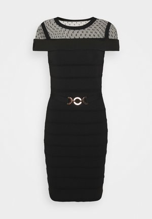 RMOLIA - Jumper dress - noir