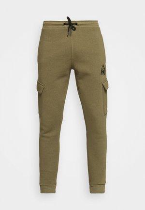 ARBOR CARGO - Cargo trousers - khaki