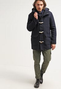 Pier One - Cappotto corto - navy - 1