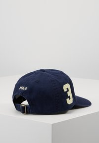Polo Ralph Lauren - BIG APPAREL ACCESSORIES HAT UNISEX - Cap - newport navy - 4