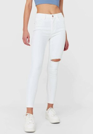 Jeans Skinny Fit - white