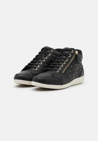 Geox - MYRIA  - High-top trainers - black - 1