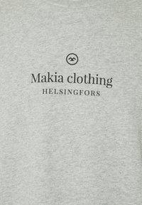 Makia - HORIZON LIGHT - Collegepaita - grey - 2