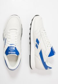 Reebok Classic - CL - Sneakers basse - chalk/blue/black - 1