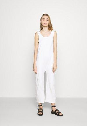 SARA - Tuta jumpsuit - white