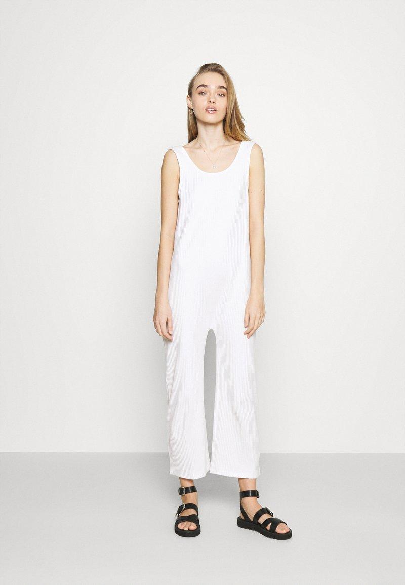 Monki - Jumpsuit - white