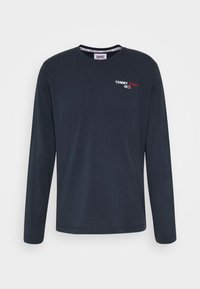 LONGSLEEVE CORP - Long sleeved top - twilight navy