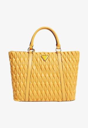 Shopper - gelb