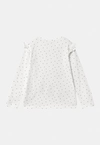 Lindex - MINI FRILL SHOULDER - Long sleeved top - white - 1