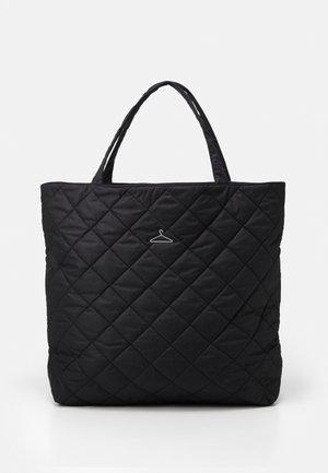 HANGER TOTE BIG UNISEX - Shopper - black