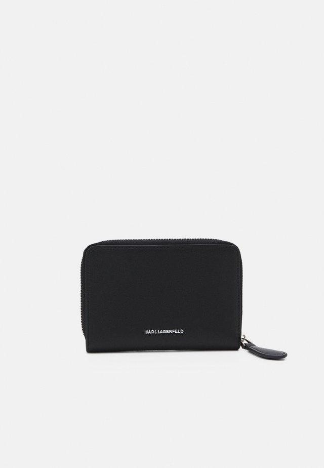 IKONIK 3D PIN FOLD - Wallet - black