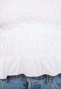 Monki - MAYA - Bluser - white - 5