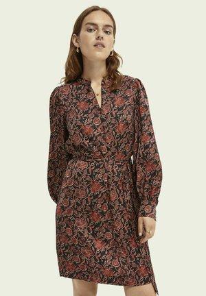 Shirt dress - combo h