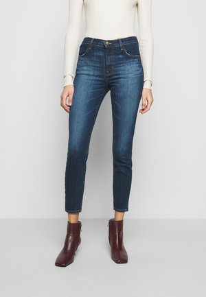 ALANA HIGH RISE CROP - Jeans Skinny Fit - arcade