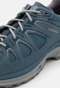 Lowa - INNOX EVO GTX - Hiking shoes - denim/light grey - 5