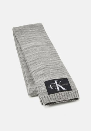 SCARF MONO UNISEX - Scarf - charcoal