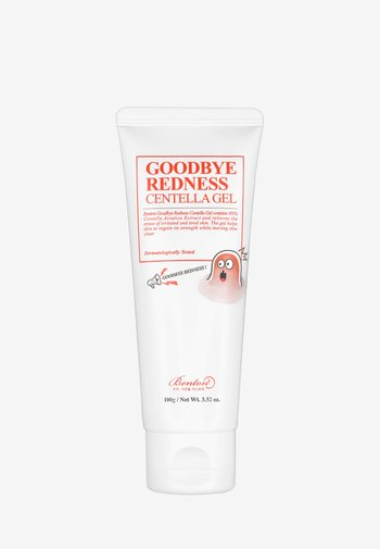 GOODBYE REDNESS CENTELLA GEL  - Face cream - -