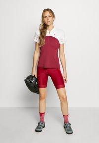Ziener - NEYA - T-Shirt print - cassis - 1