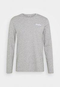 light middle grey melange