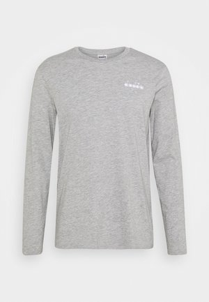 CHROMIA - Langarmshirt - light middle grey melange