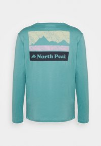 Pier One - Long sleeved top - turquoise - 6