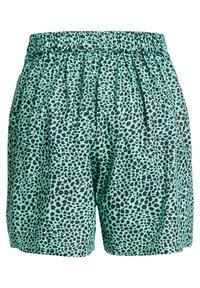 WE Fashion - MET DESSIN - Shorts - turquoise - 4