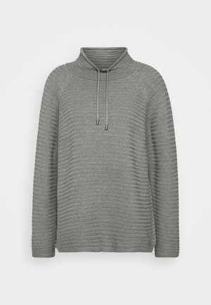 Jumper - middle grey melange