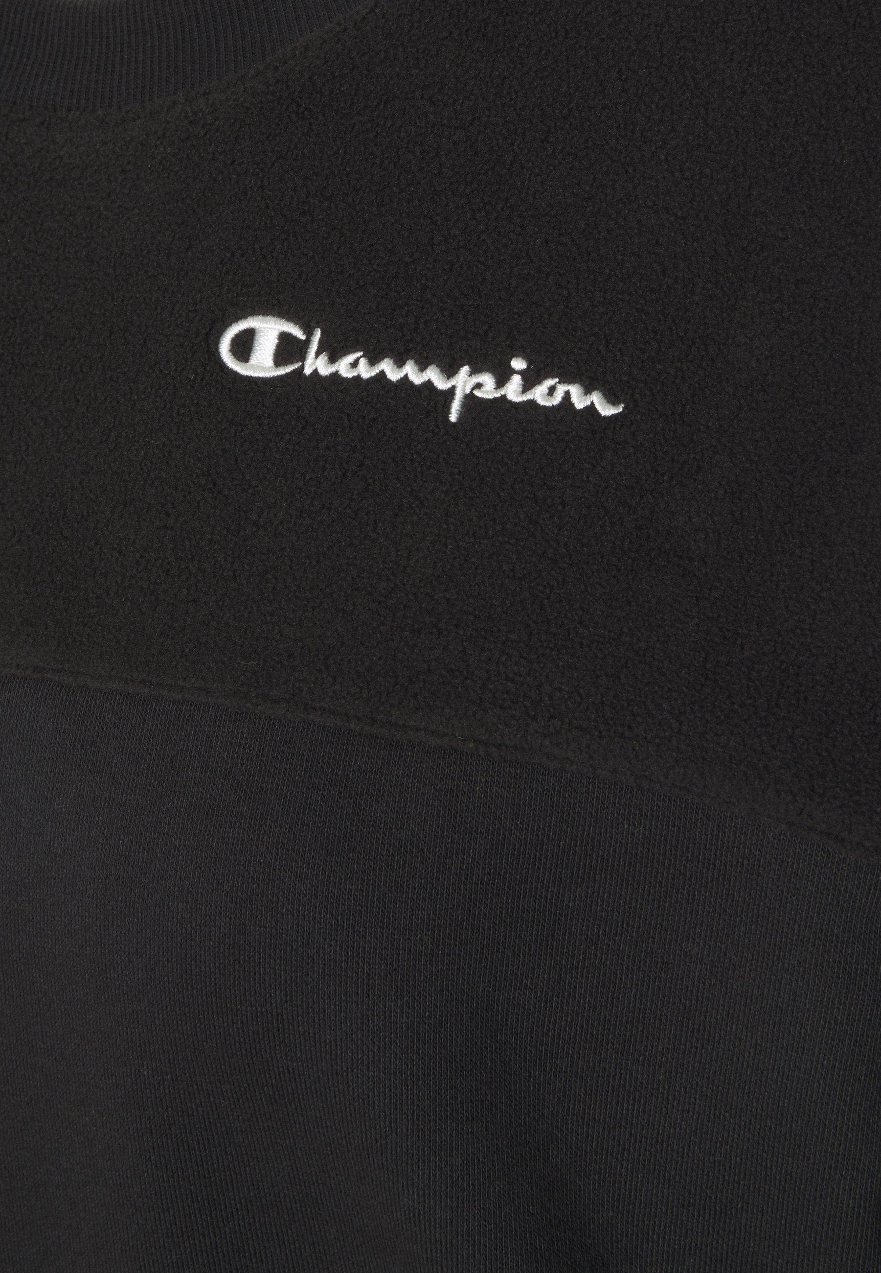 Champion CREWNECK  - Sweatshirt - black aaOCT