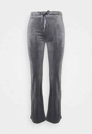 CECILIA TROUSERS - Pantalon de survêtement - dark grey