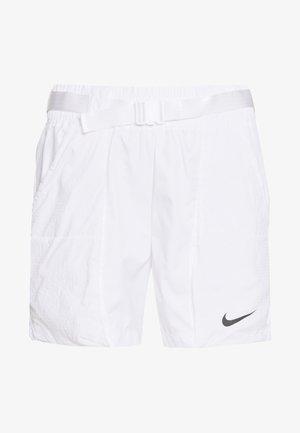 Pantalones deportivos - white/black