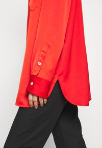 Mulberry - ADELINE BLOUSE - Button-down blouse - bride red - 6