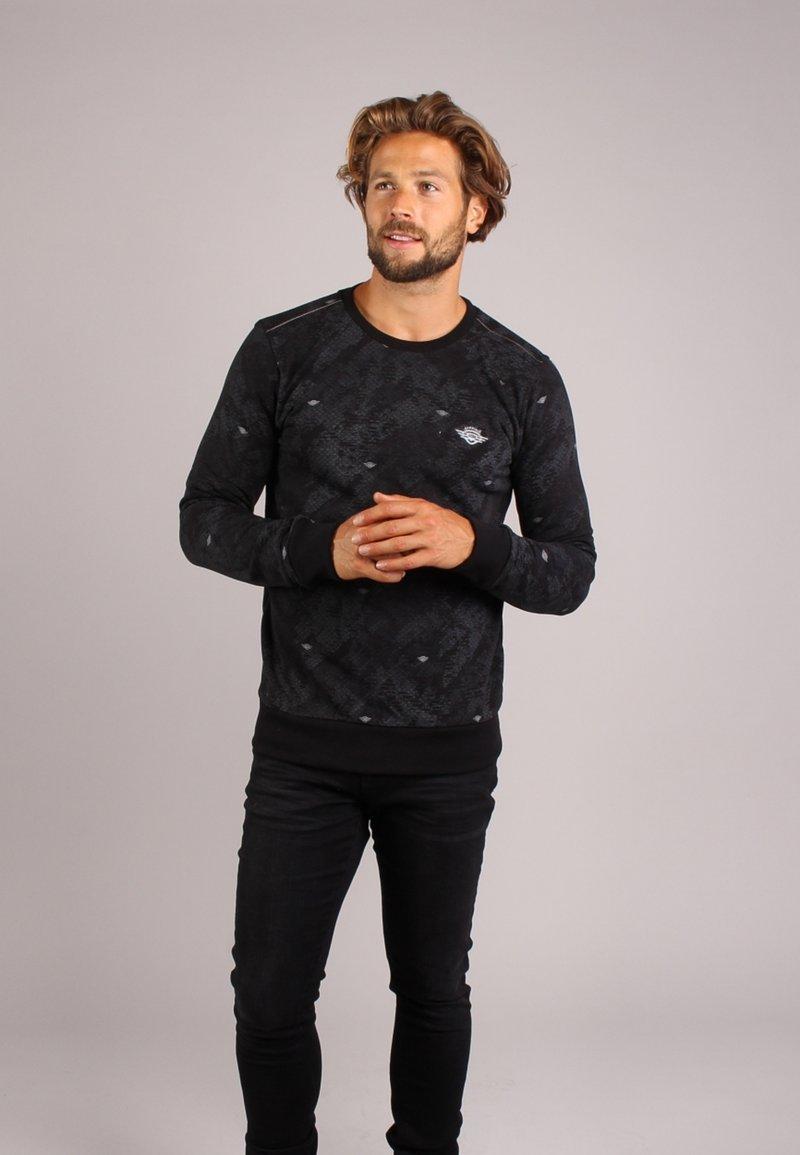 Gabbiano - Sweatshirt - black
