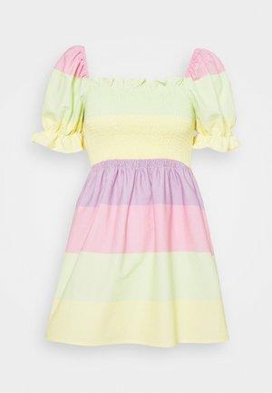EMILIE - Freizeitkleid - multicolor