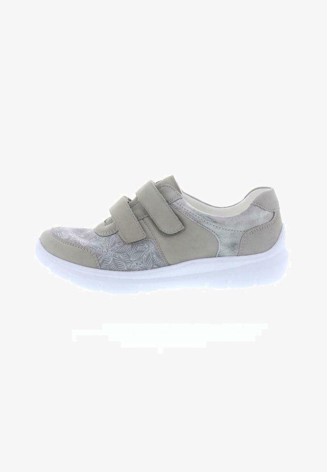 LEONIE - Sneakers laag - stein taupe asphalt