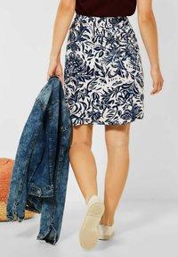 Cecil - A-line skirt - weiß - 1