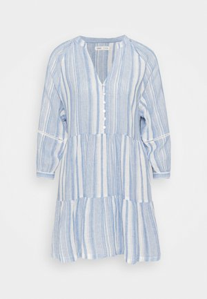 VEST CORTO RAY - Day dress - medium blue