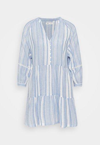 VEST CORTO RAY - Kjole - medium blue