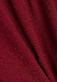 Esprit - Denní šaty - bordeaux red - 9