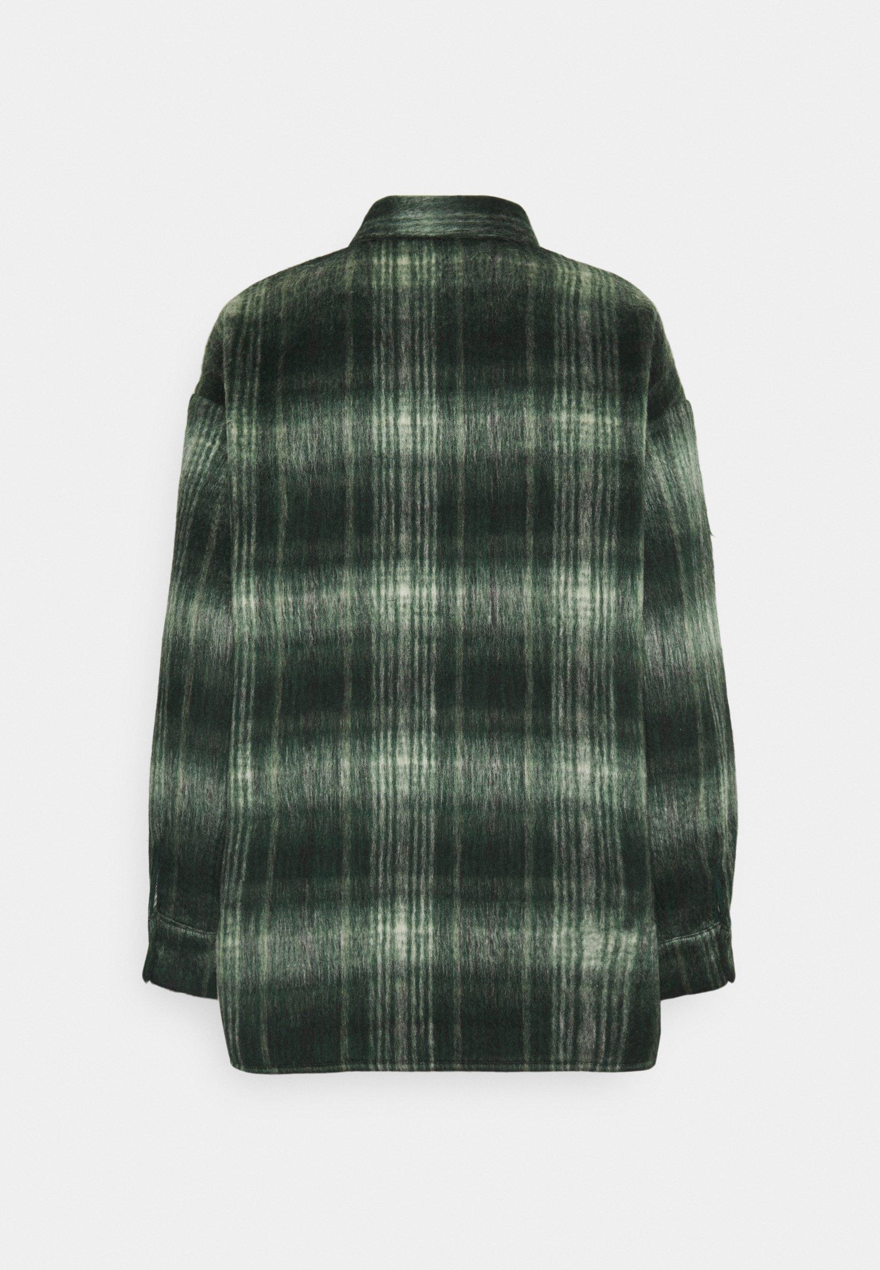 Women NMLULLA LONG SHACKET  - Short coat