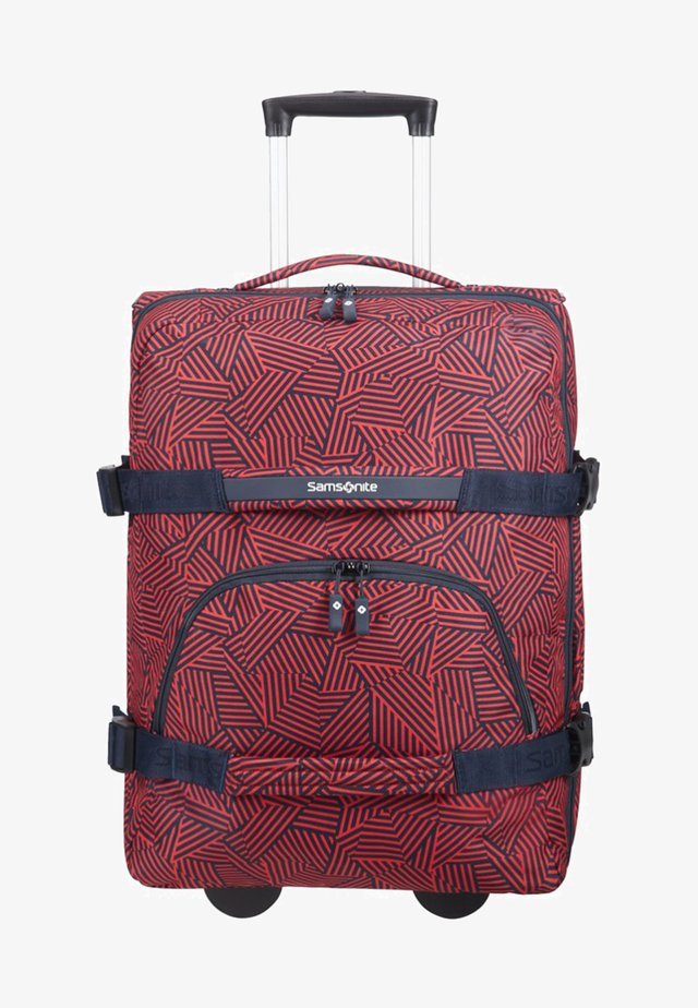 REWIND - Wheeled suitcase - capri red
